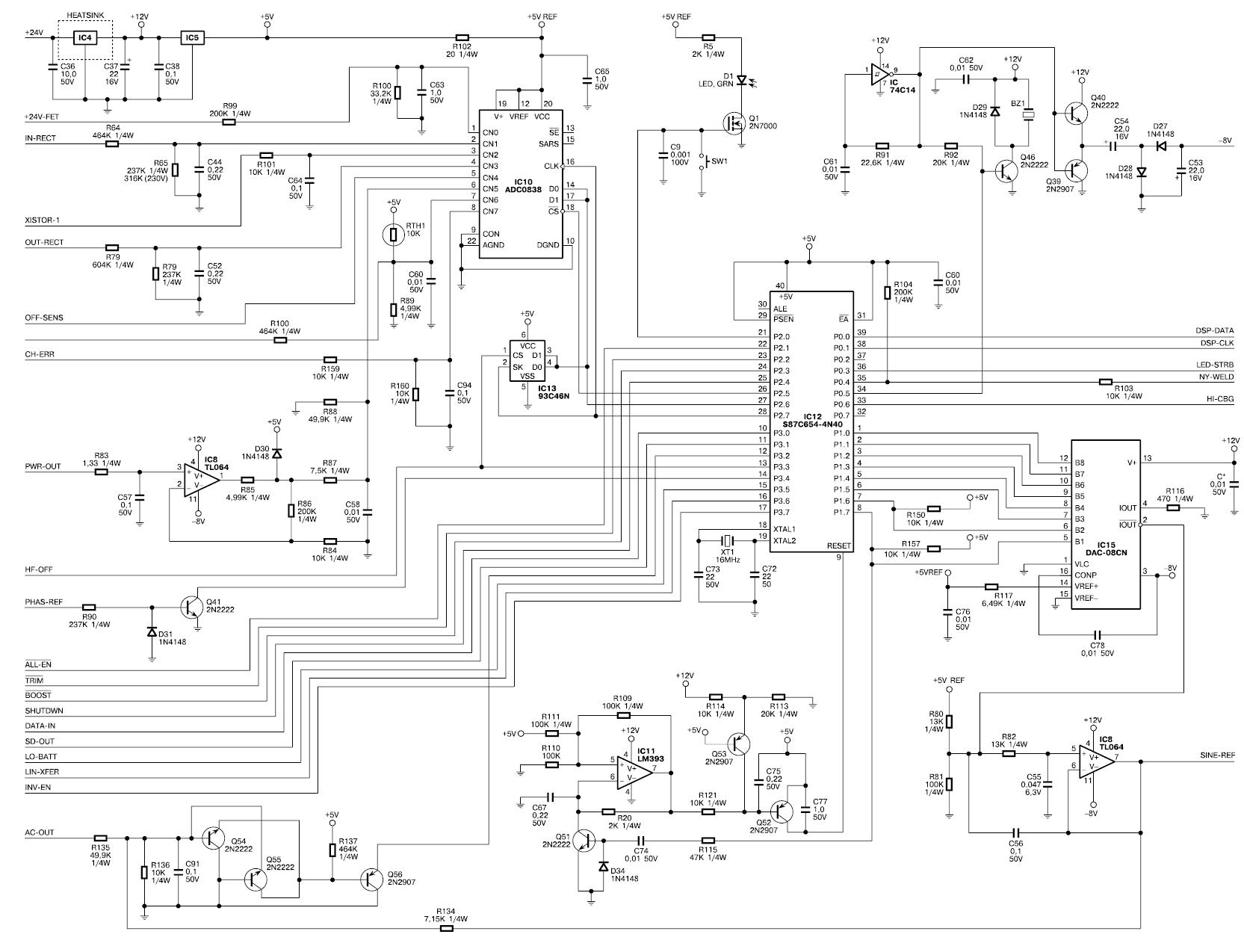 smk-600a схема электрическая