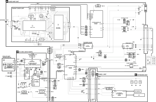 Схему усилителя Pioneer a-757 или а-656 КУПЛЮ.  Подключаю питание греется BA49181 и в динамиках фонит при этом...
